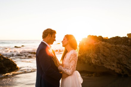 Malibu Wedding Shoot