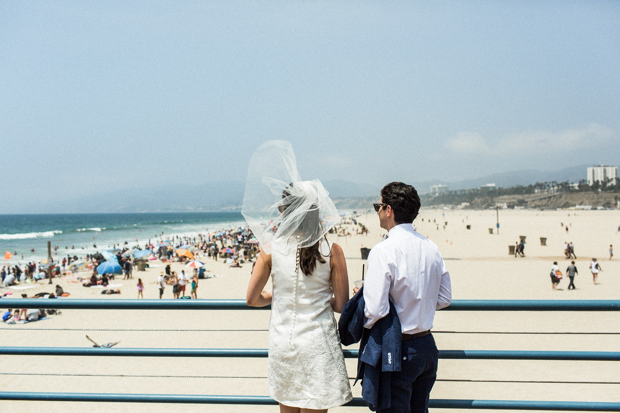 Santa Monica Wedding Photographer Los Angeles Sarah Falugo