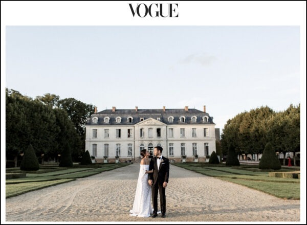 Wedding in France at Chateau du Grand-Luce with International wedding photographer Sarah Falugo