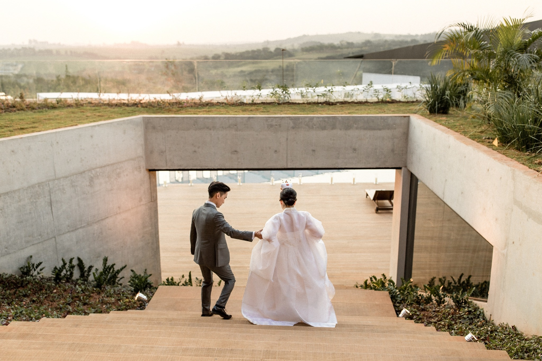 Vogue Wedding in Sao Paulo Brazil with International Wedding Photographer Sarah Falugo
