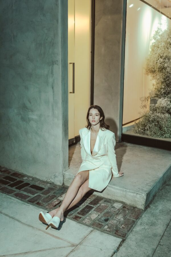 Fashion Photography Editorial with Danielle Frankel at LOHO in Los Angeles with Sarah Falugo Photography