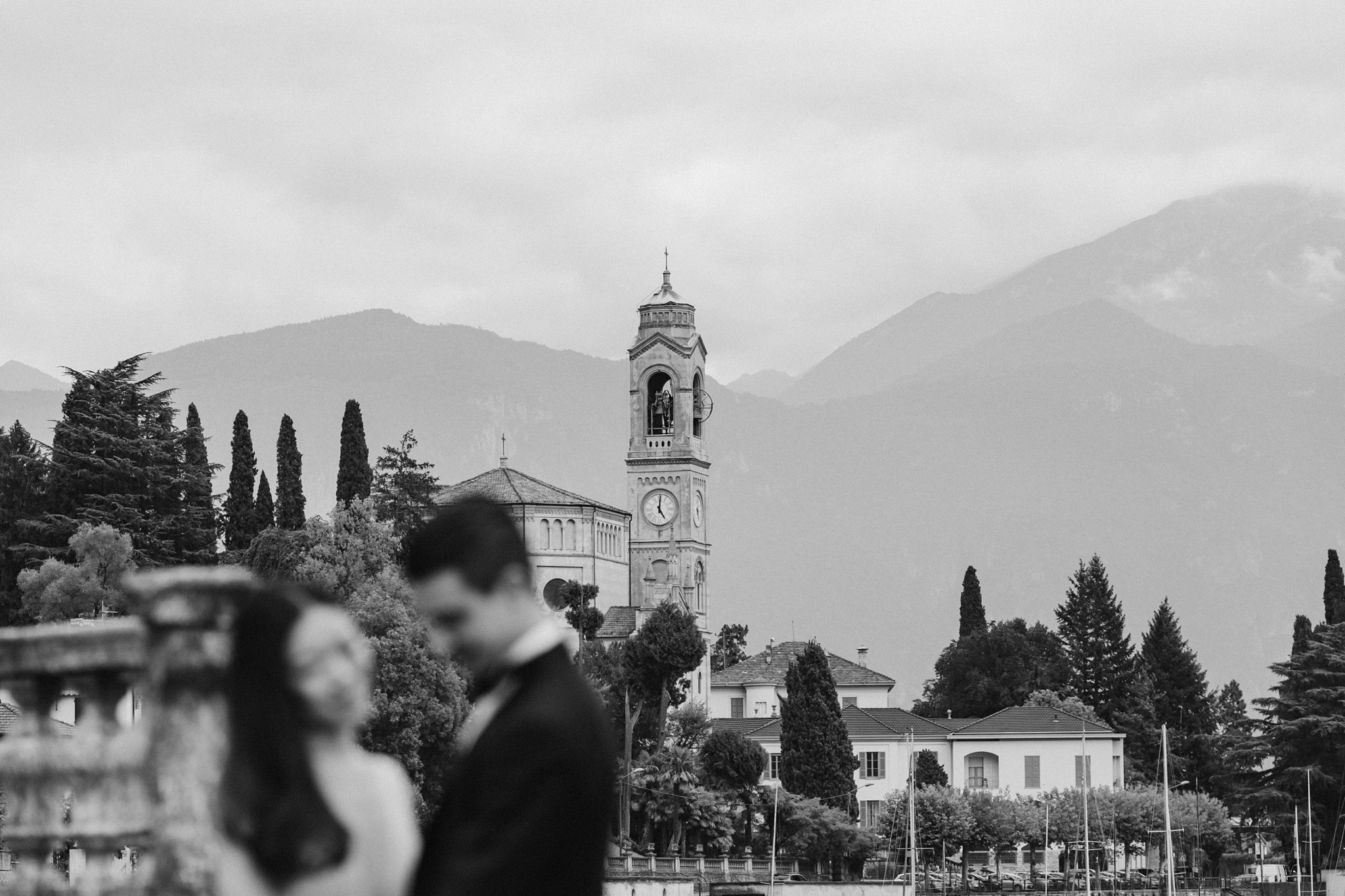 Lake Como Wedding and Pre Wedding Shoot with top photographer Sarah Falugo at Villa Sola Cabiati as seen on Vogue